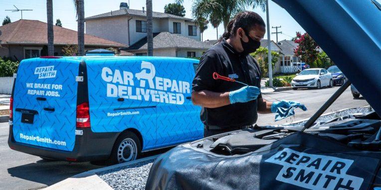 RepairSmith raises $42M Series B to bring auto repair to customers' doorsteps