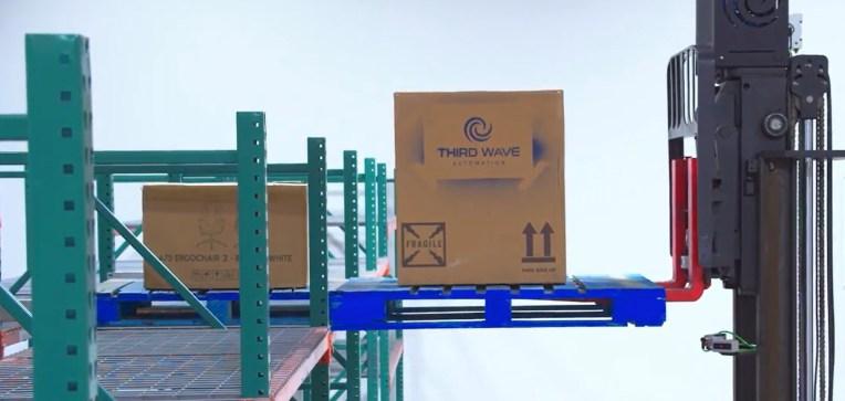 Third Wave Automation raises $40M to bring its autonomous forklifts to warehouses – TechCrunch