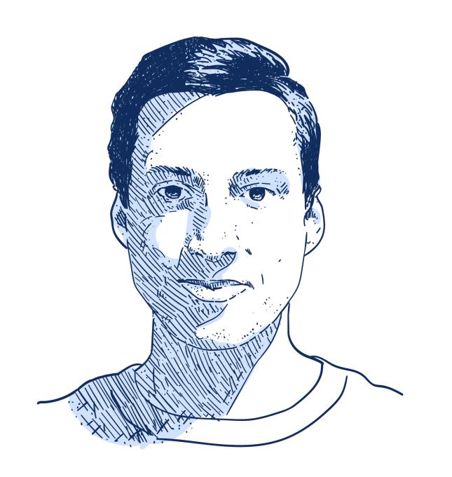 An illustration of Julian Shapiro