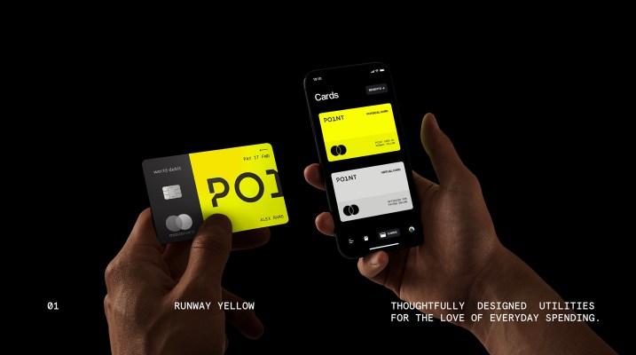 Point raises $46.5 million for its premium debit card thumbnail