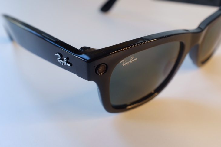 Daily Crunch: Ray-Ban Stories smart glasses are latest step in Facebook's  AR ambitions   TechCrunch