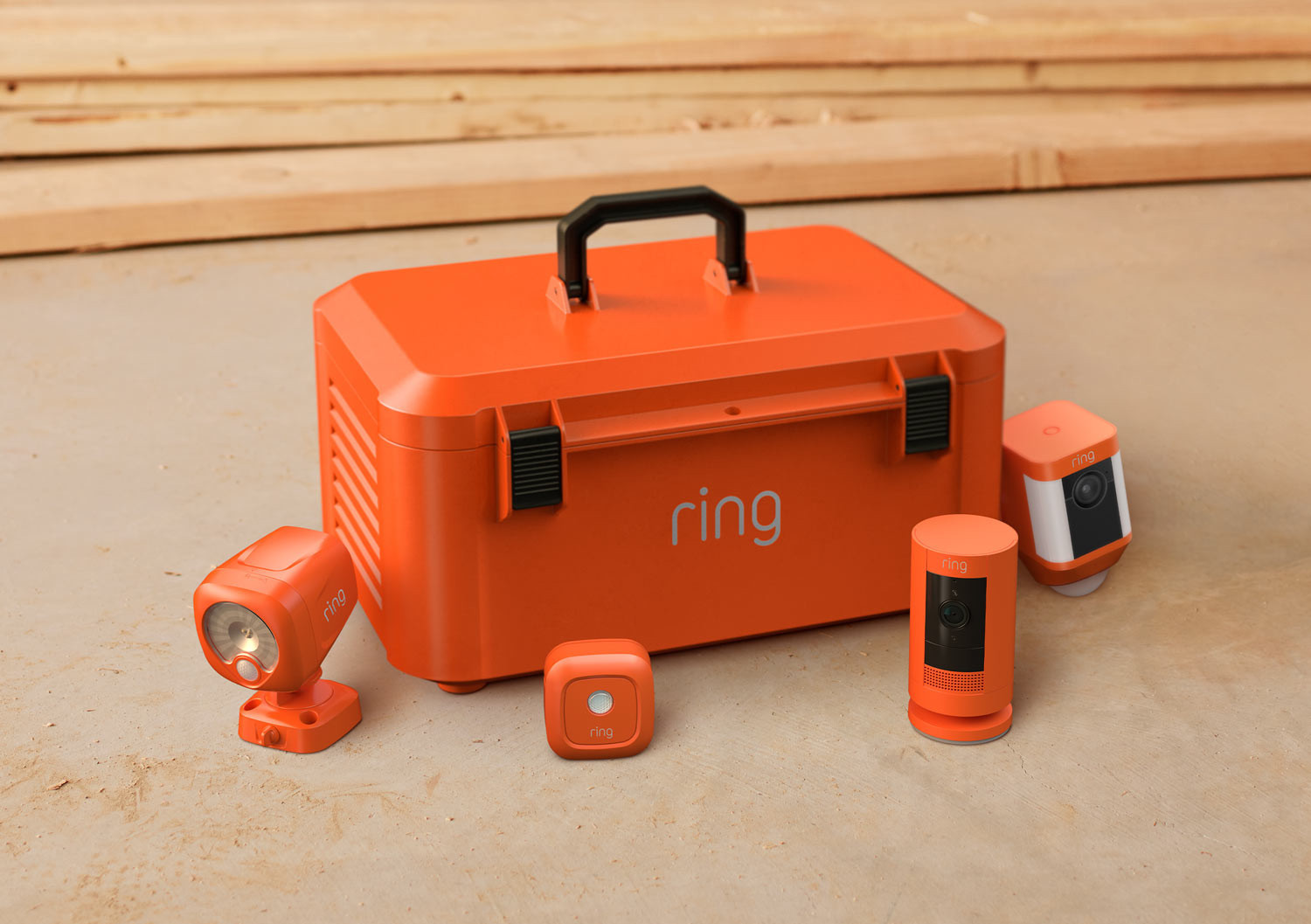 """Ring Launches """"Virtual Security Guard"""", New Pro Alarm System and Smarter Motion Alerts, Including Package Delivery – TechCrunch"""