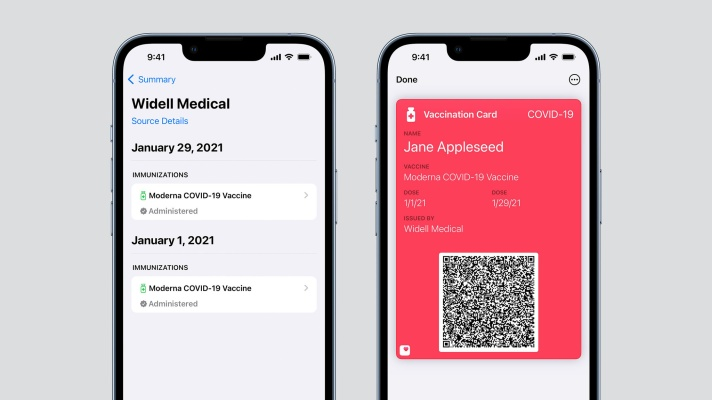 Apple Wallet is getting verifiable COVID-19 vaccination cards