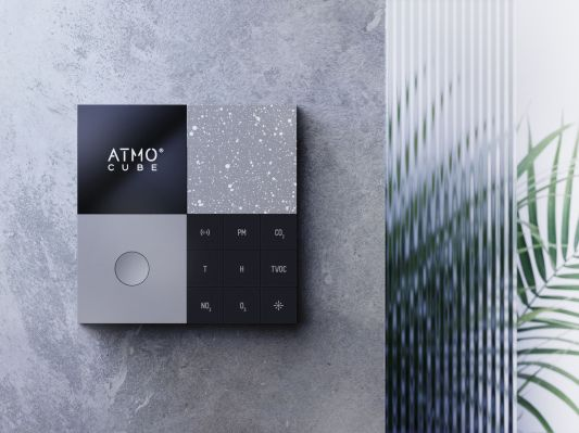 As offices come back, ATMO launches air monitoring device claiming to give COVID-risk score