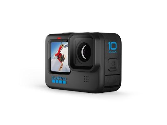 GoPro debuts the HERO10 Black action camera