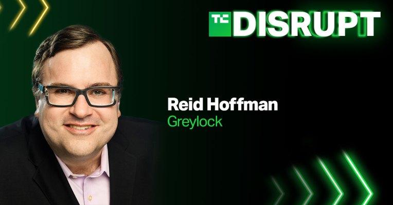 Reid Hoffman is returning to Disrupt - techcrunch