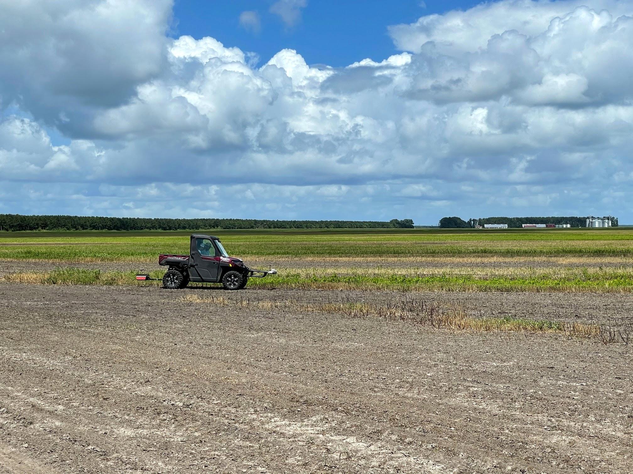 EarthOptics helps farmers look deep into the soil for big data insights