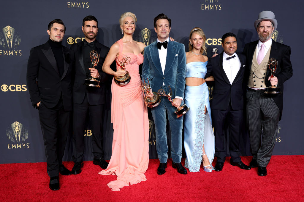 """Netflix and Apple TV + clean up at the Emmys with """"The Crown"""" and """"Ted Lasso"""" – TechCrunch"""