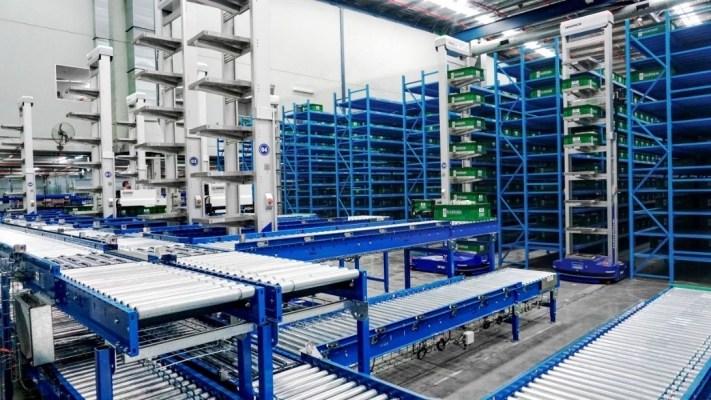 Hai Robotics picks up $200M for its warehouse robot