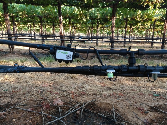 photo of Verdi aims to give farmers granular control over crop irrigation image