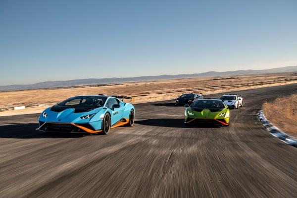 Lamborghini Huracán STO: A final celebrationbefore electrification – TechCrunch