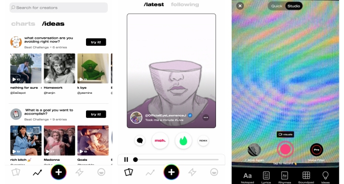 TikTok and Snap alums launch mayk.it, a social music creation app, with $4M in seed funding