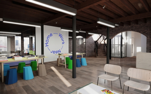 Post-pandemic shifts means Patch will take co-working to UK small towns and suburbs