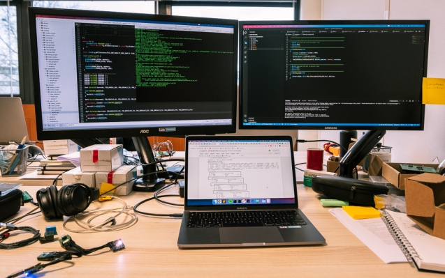 Luos is building an API to help embedded engineers connect easily to any hardware component