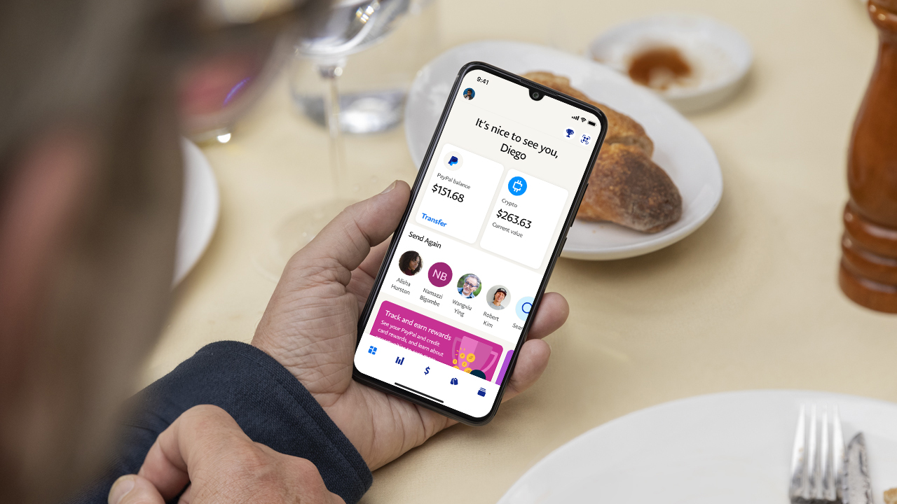 PayPal launches its 'super app'