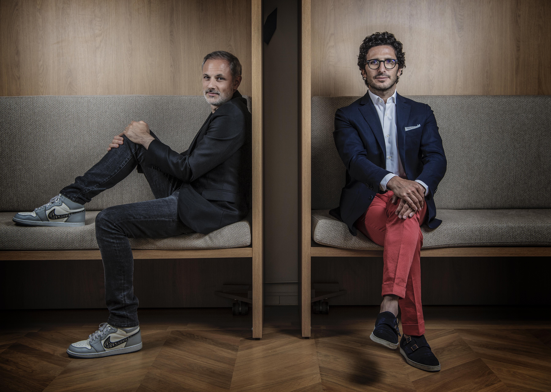 Philippe Corrot Adrien Nussenbaum  William Beaucardet pour Mirakl