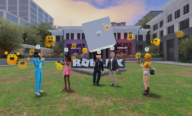 Roblox to add opt-in age verification for players and developers