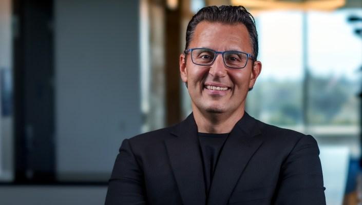 Sasan Goodarzi Intuit CEO 2021 2