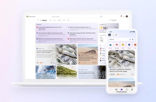 Microsoft launches a personalized news service, Microsoft Start – TechCrunch