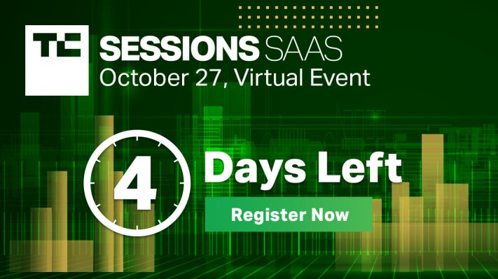 Four days left to save $100 on passes to TC Sessions: SaaS 2021 - techcrunch