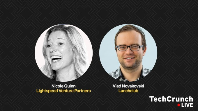 Check out the amazing speakers joining us on Extra Cru… ahem, TechCrunch Live