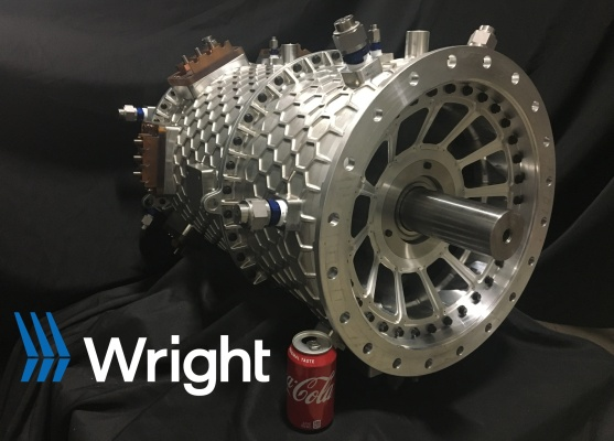 Wright tests its 2-megawatt electric engines for passenger planes – TechCrunch