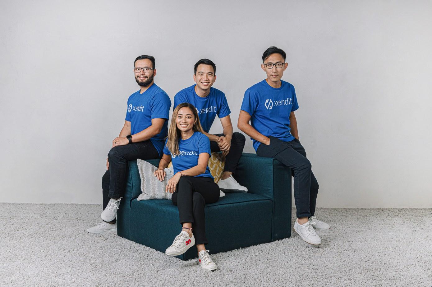 Indonesian Fintech Xendit raises 0M