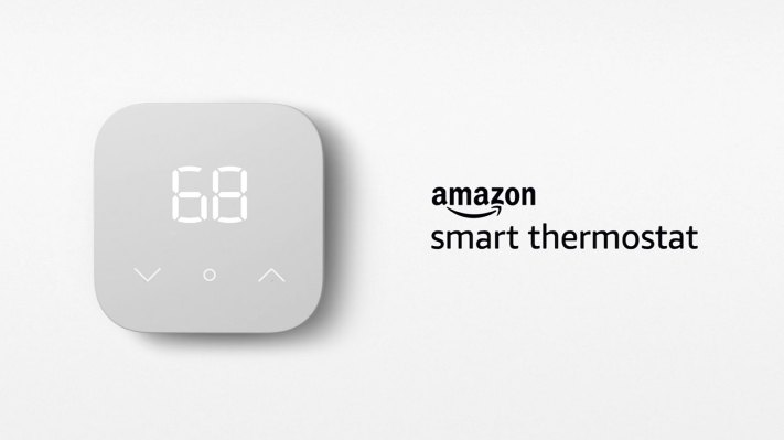 Amazon launches a $60 smart thermostat - techcrunch