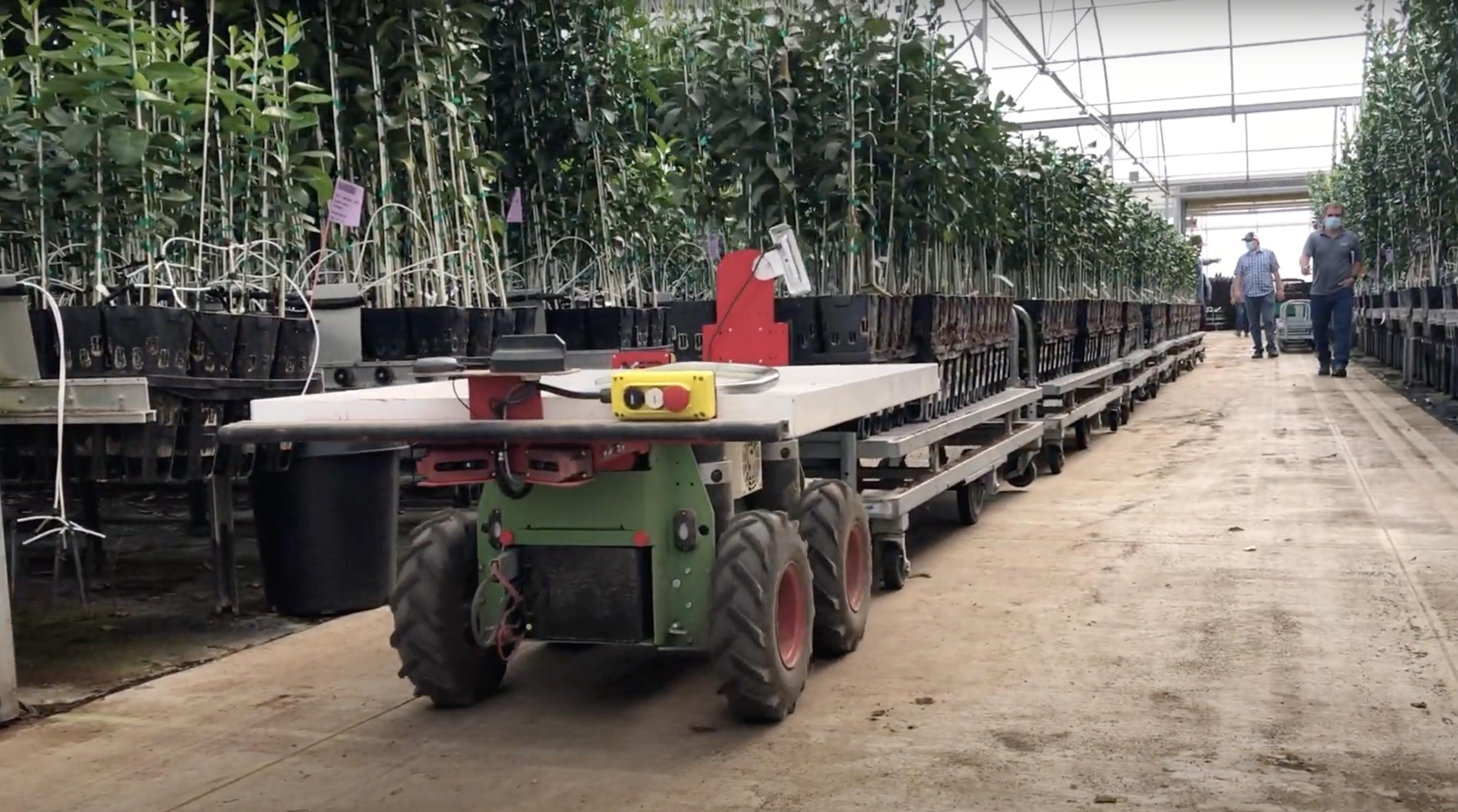 Burro raises $ 10.9 million for autonomous transport of agricultural products – TechCrunch