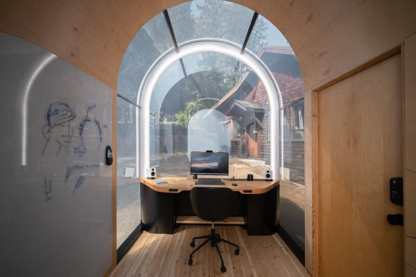 Denizen is building high-tech office pods for the perfect workday – TechCrunch