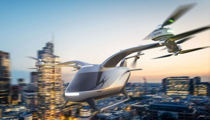 Evolito's electric motors look set to take off in aerospace where YASA left off in automotive