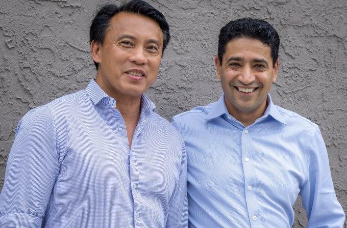 TrueFort co-founders Nazario Parsacala and Sameer Malhotra