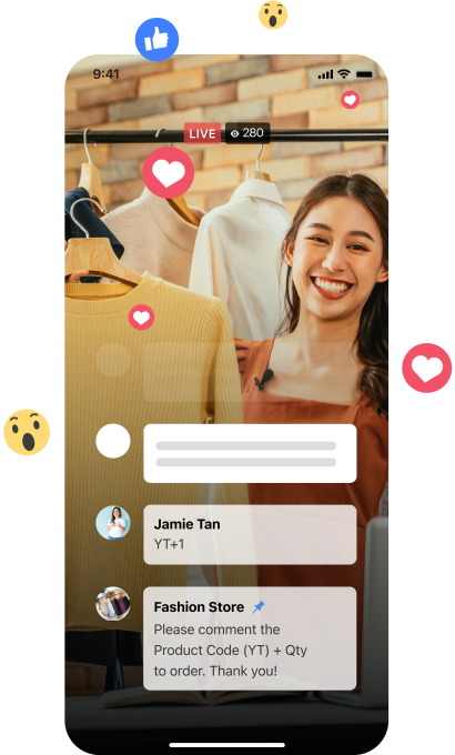 Upmesh wants to build a community-driven discovery app for Southeast Asian live commerce
