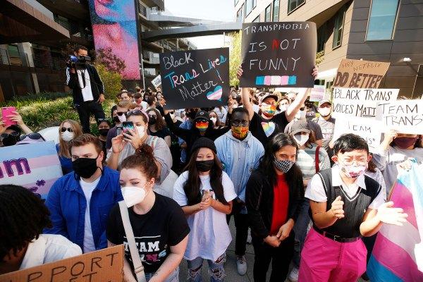 Netflix employees stage a trans solidarity walkout, pose list of demands – TechCrunch