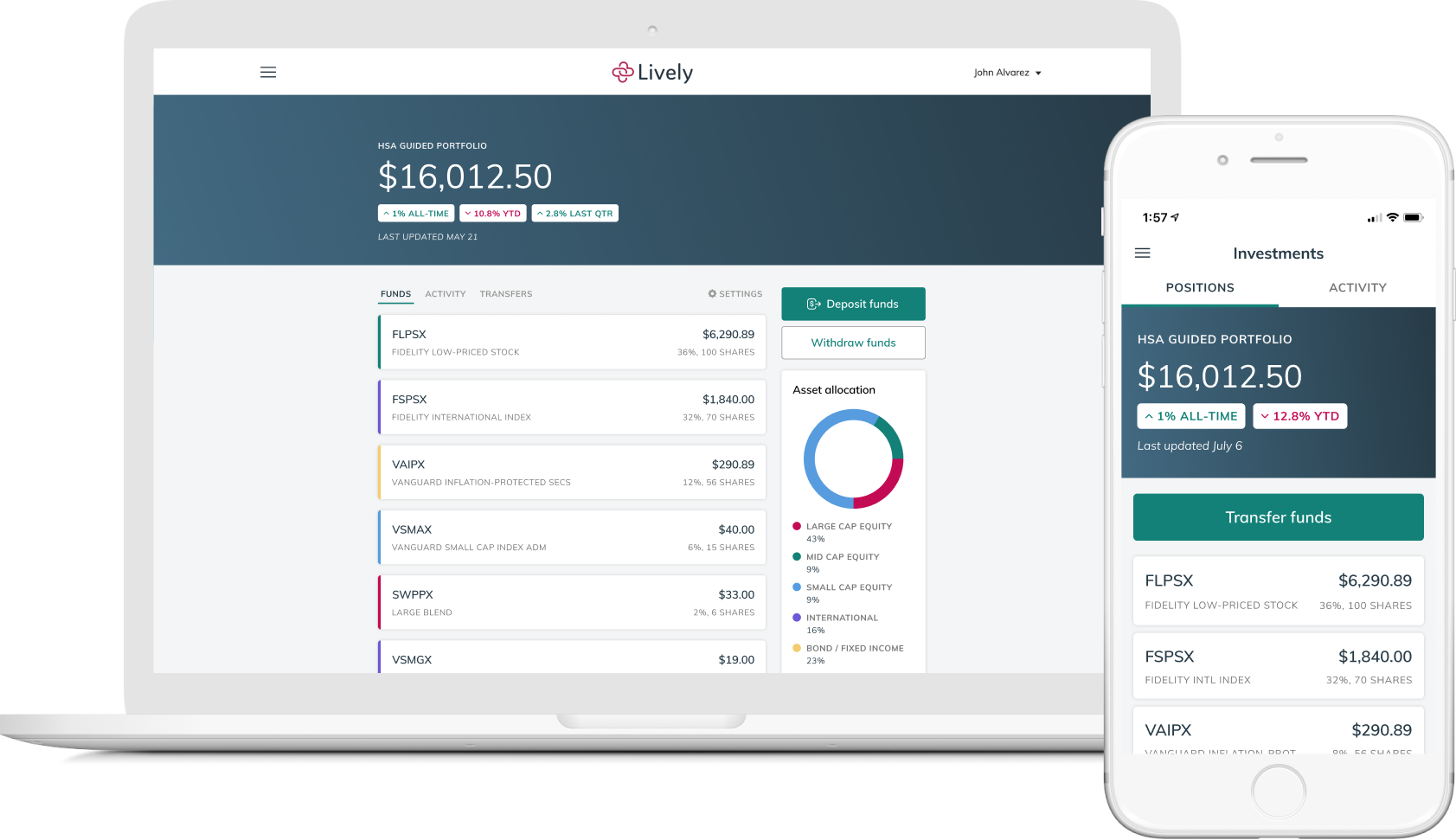 Lively is building the modern health savings account that puts consumers first