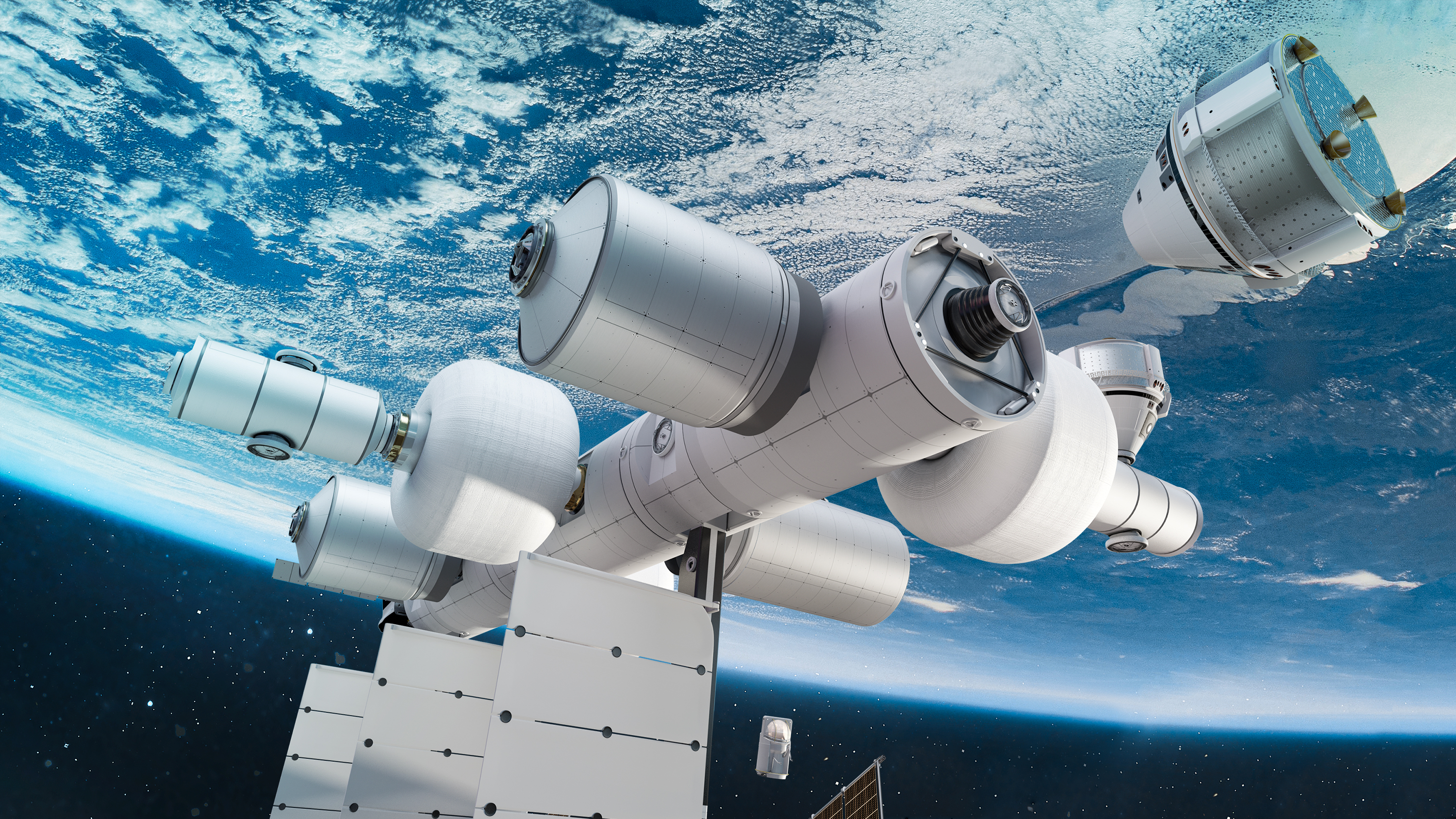 techcrunch.com - Aria Alamalhodaei - Blue Origin, Boeing and others join Sierra Space to build commercial space station