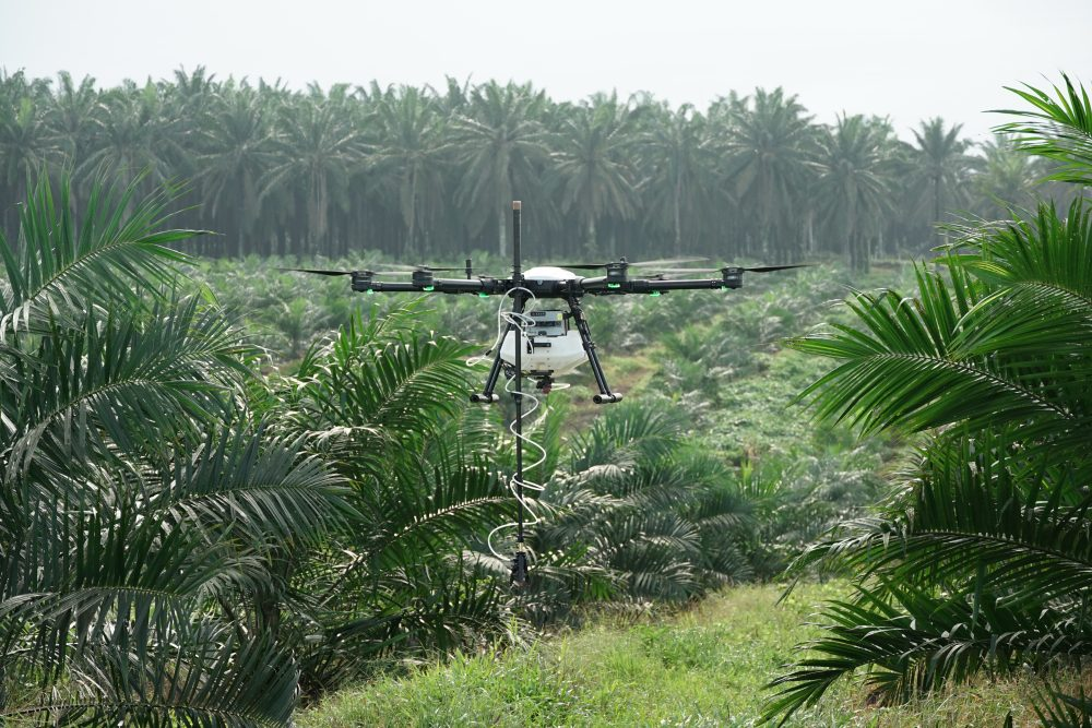 techcrunch.com - Catherine Shu - Malaysia-based Poladrone raises $4.29M seed round to protect crops