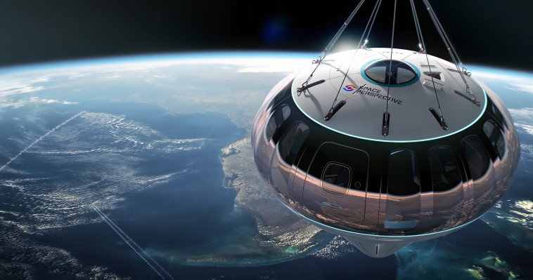 Space Perspective offers a radically gentle journey 20 miles above