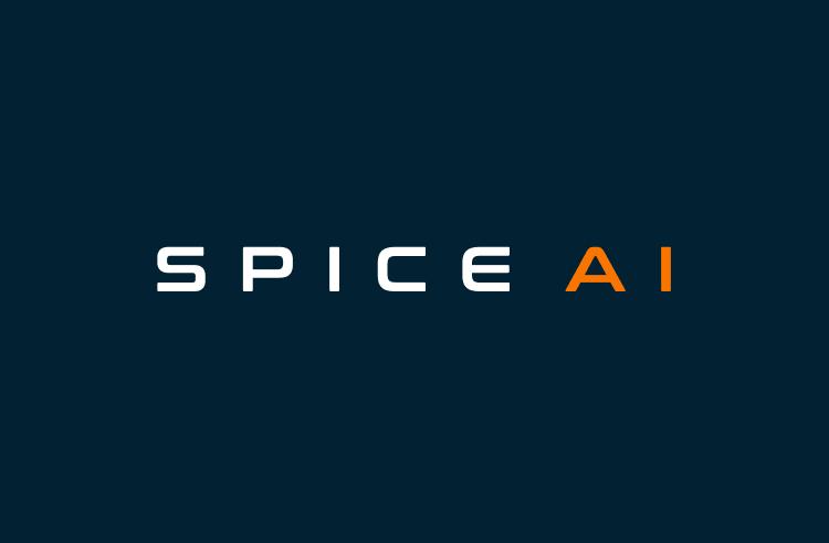 Логотип Spice AI с bg - Темный