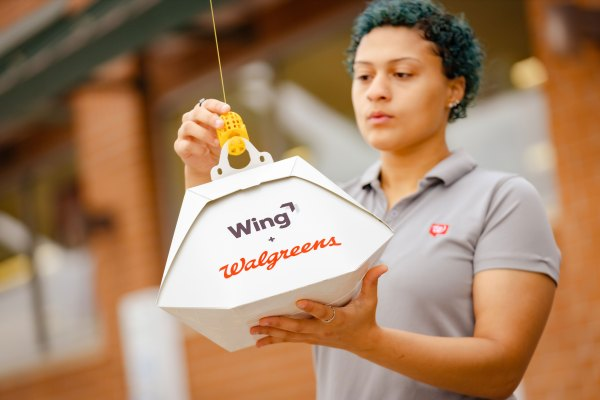 Walgreens will deploy Wing drone deliveries in the Dallas-Fort Worth area – TechCrunch