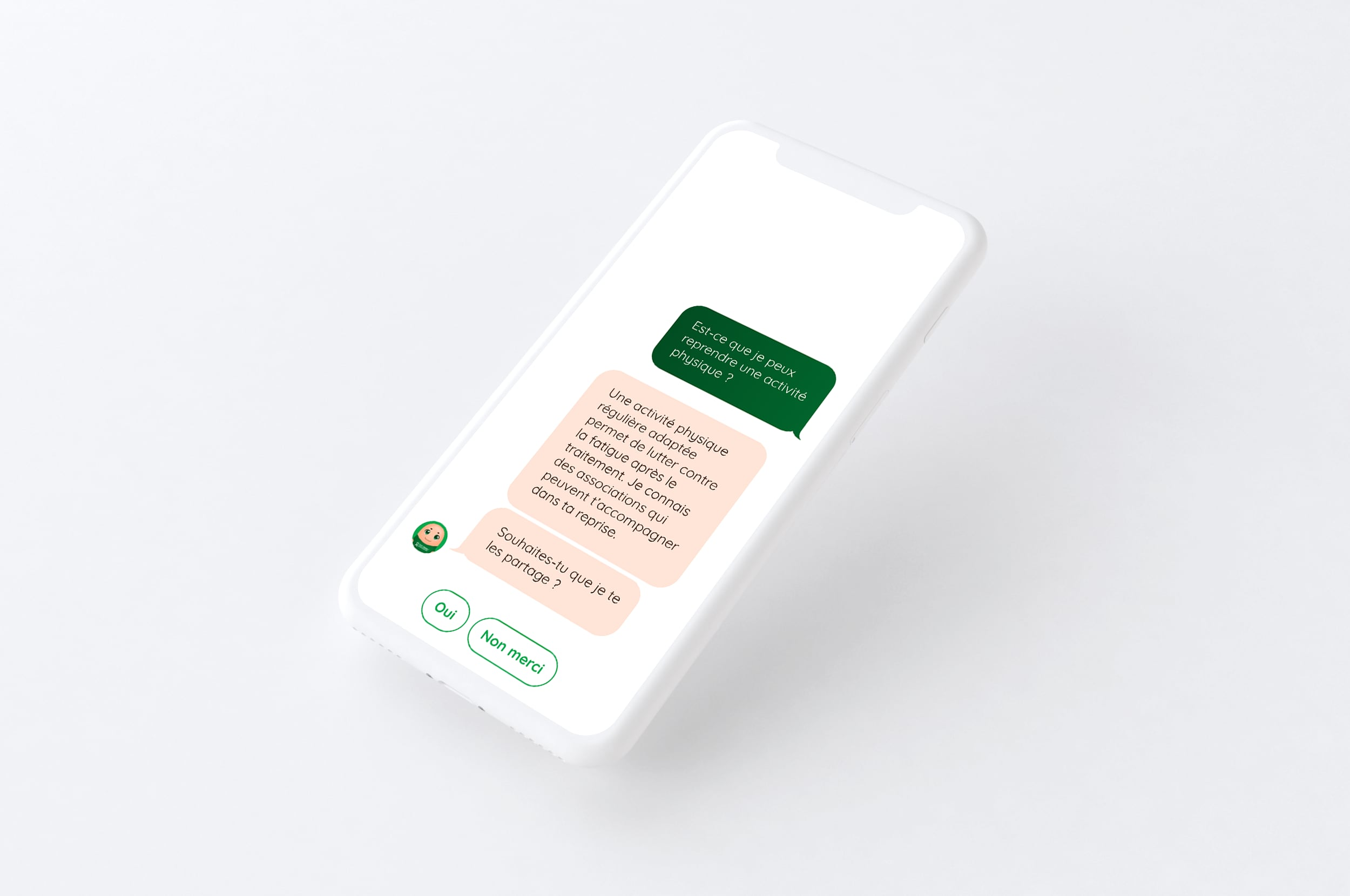 techcrunch.com - Romain Dillet - Wefight answers questions about chronic illness with its virtual assistant