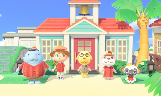 """""""Animal Crossing: New Horizons"""" will get major updates and """"Happy Home Paradise"""" DLC on November 5 - techcrunch"""