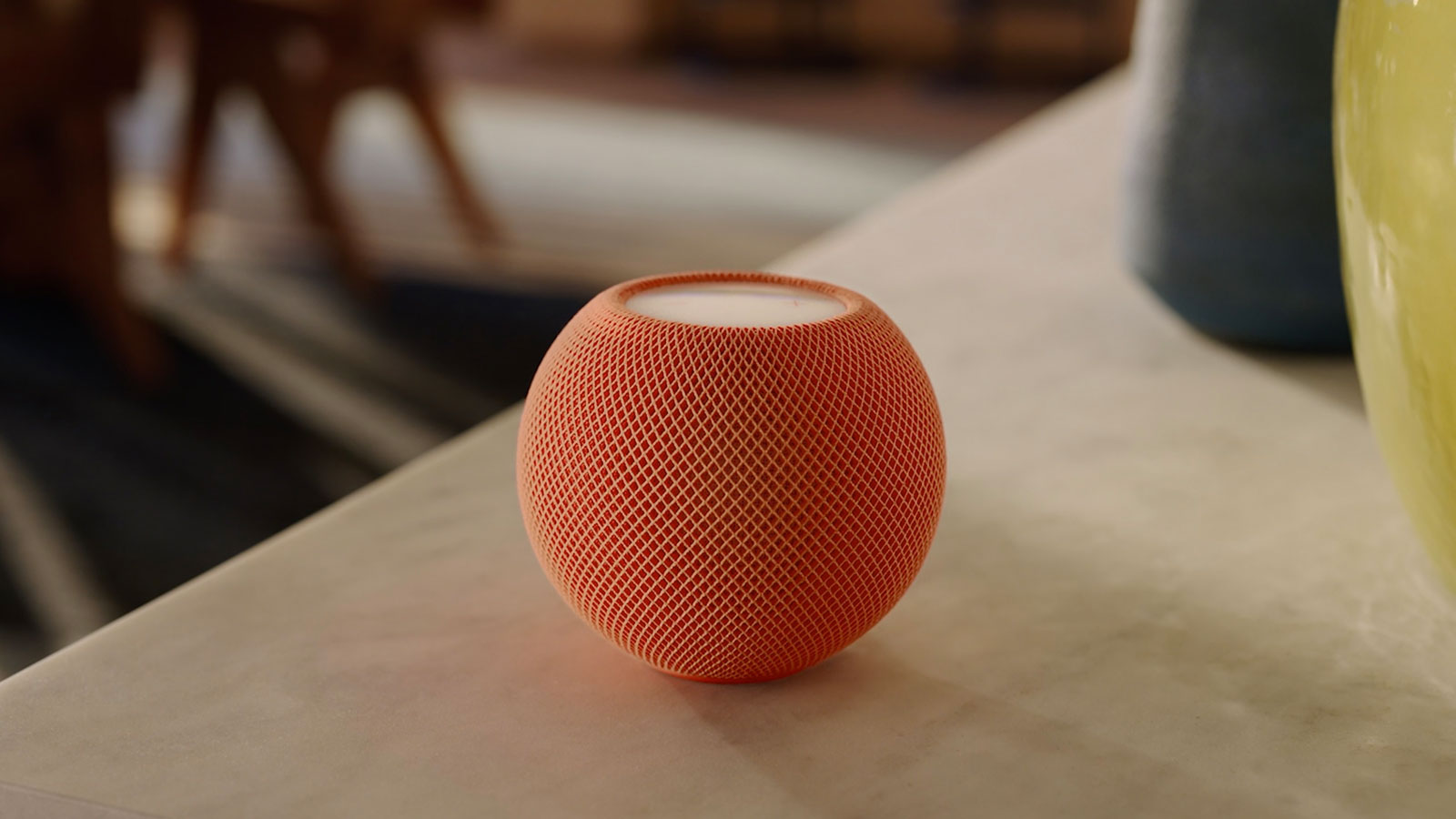 Apple's HomePod mini gets new colors   TechCrunch