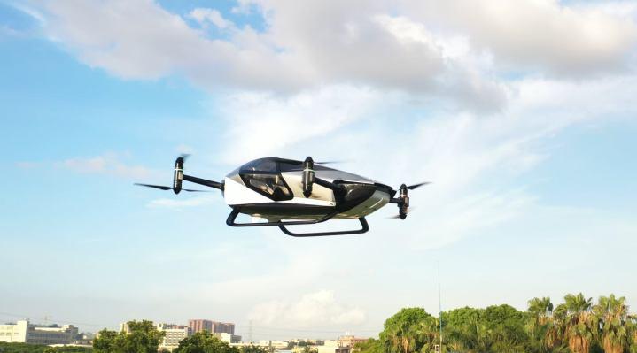 Xpeng-backed urban air mobility company, HT Aero, raises $500M