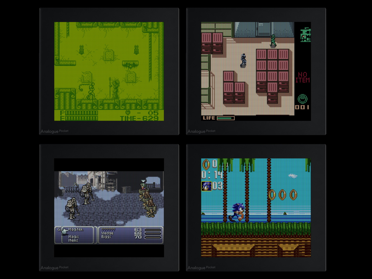Analogue aspires to build the definitive OS for retro gaming