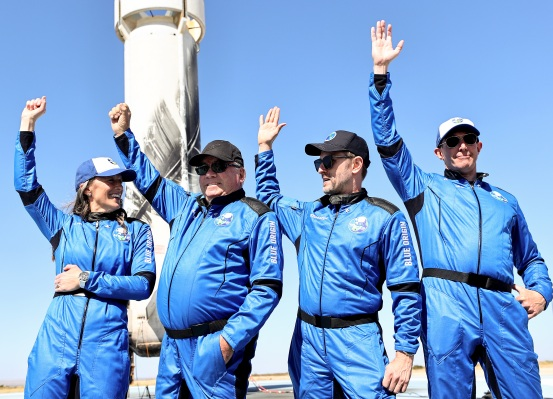 photo of Daily Crunch: Blue Origin's second crewed launch includes guest star William Shatner image