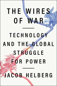 Capa do livro The Wires of War